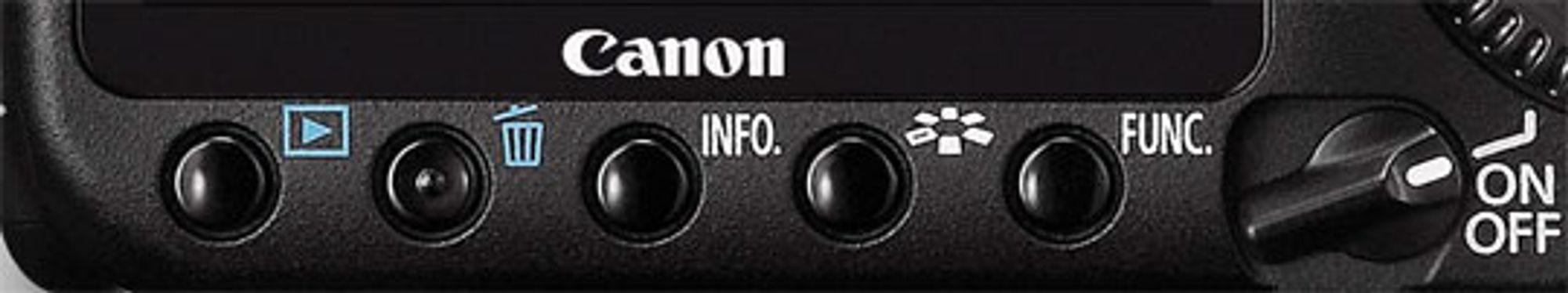 Ny Func-knapp som du kan velge funksjon på.