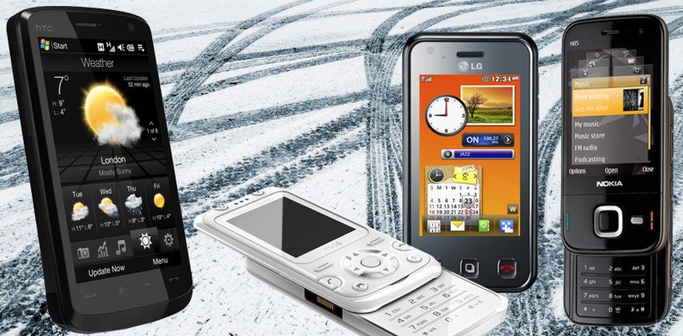 Her er de nye november-mobilene