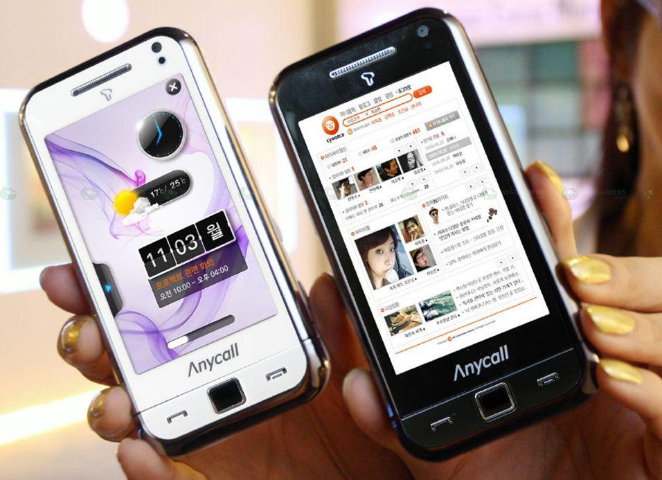 Samsungs nye Omnia får fire ganger høyere oppløsning.