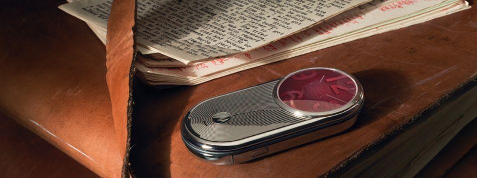 Motorola Aura er ment å være svært eksklusiv.