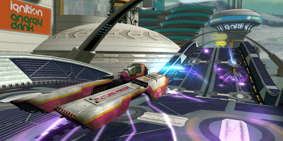 ANMELDELSE: Wipeout HD