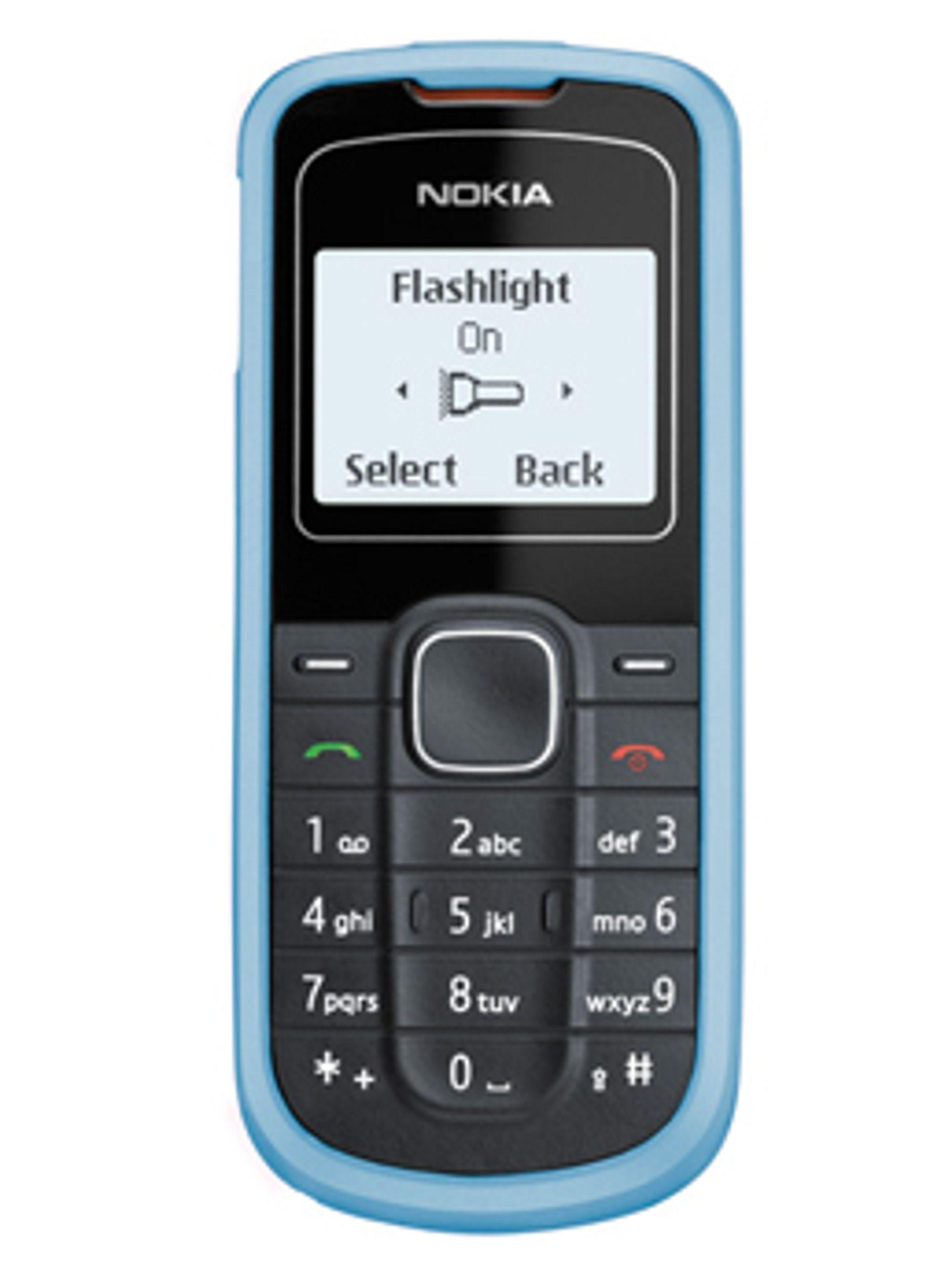 1202 er Nokias billigste mobil noen gang.