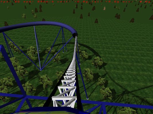 Rollercoaster Simulation