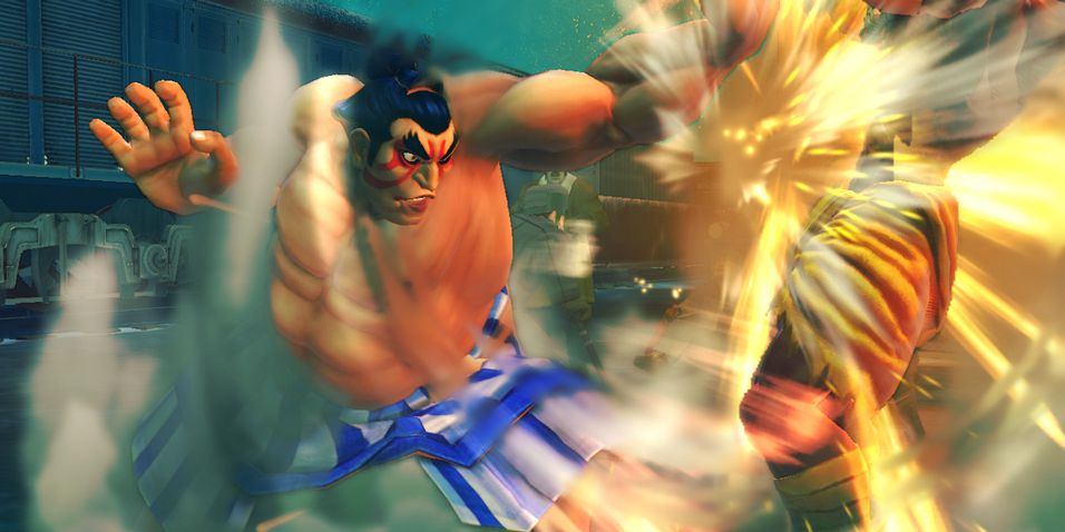 Street Fighter IV i februar?
