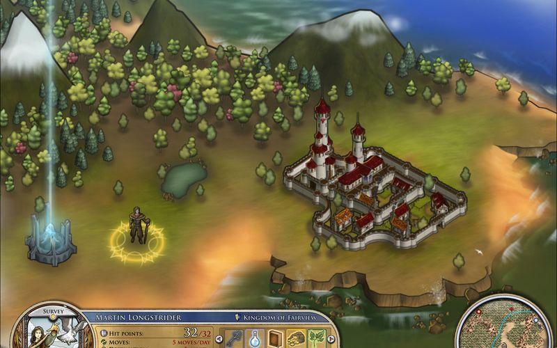 Войны магов / Elemental: War of Magic (1C-СофтКлаб/Snowball Studios) (RUS)