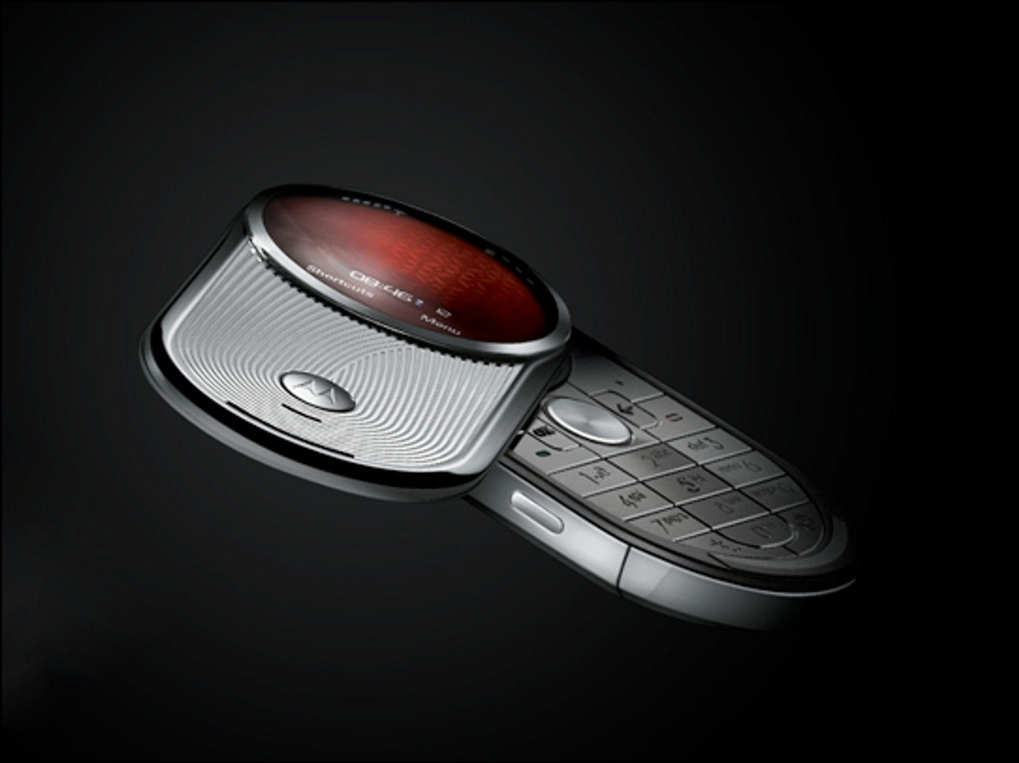 Motorola Aura er intet annet enn en perle. (Foto: Motorola)