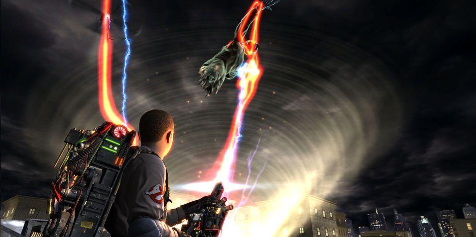Atari snapper opp Ghostbusters