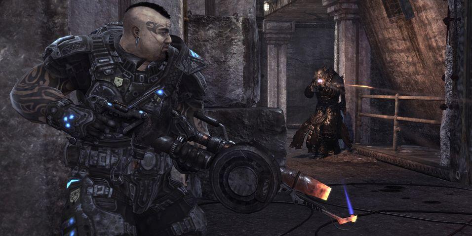 KONKURRANSE: Vinn Gears of War 2