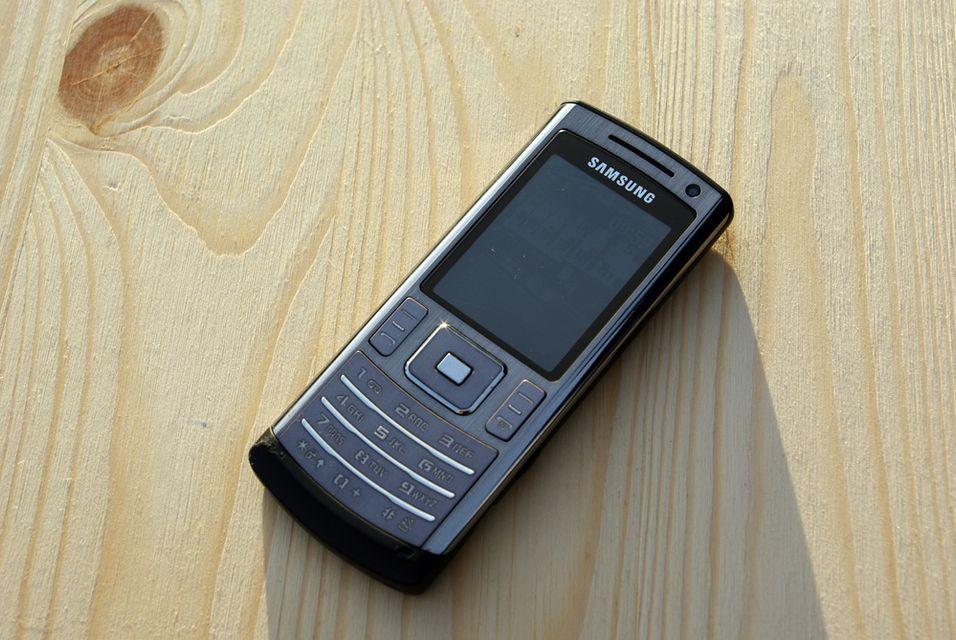 TEST: Samsung U800 Soulb