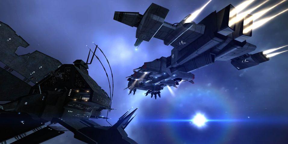 Spennende nytt for Eve Online