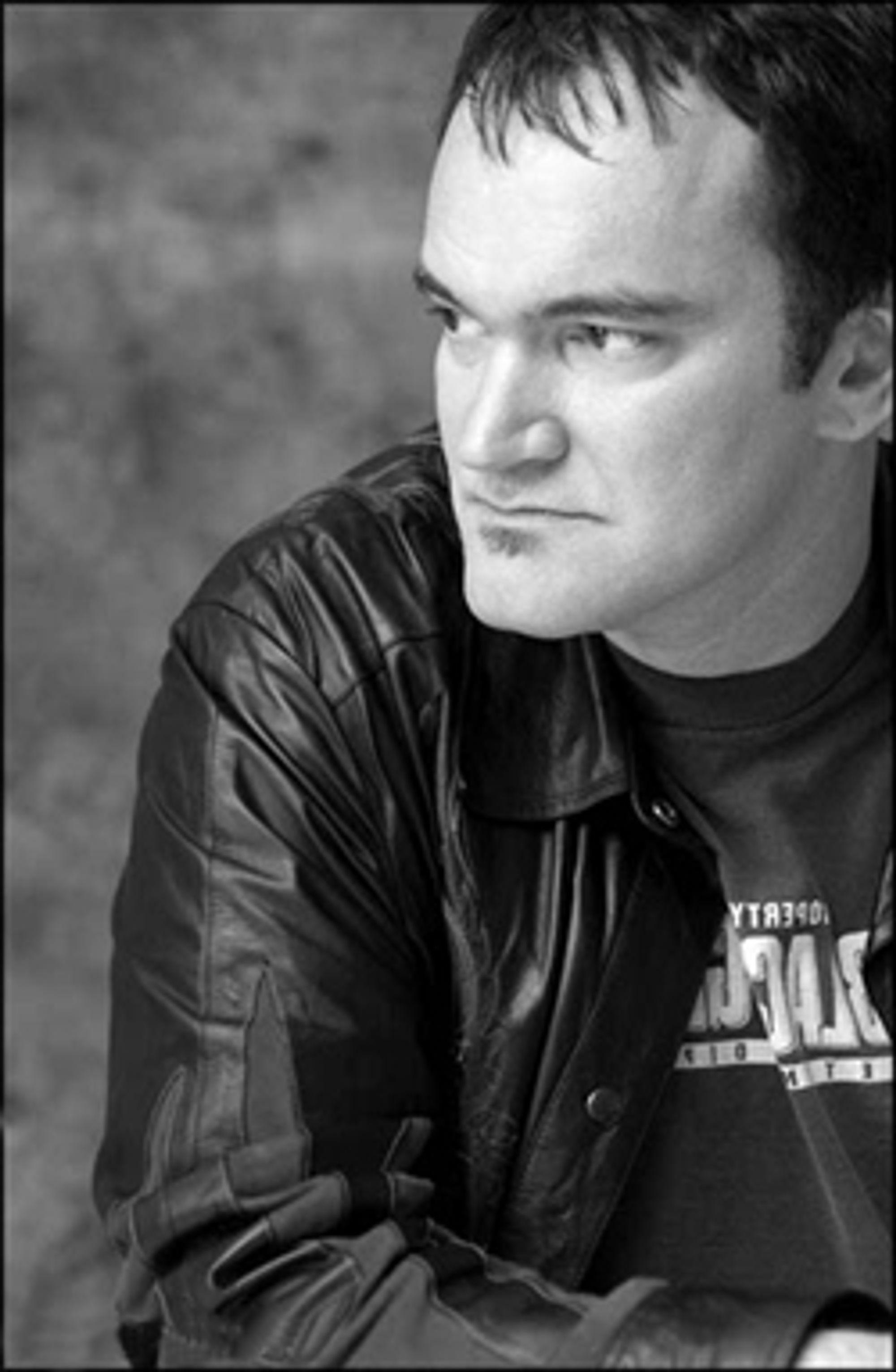 Tarantino er ikke akkurat kjent for å være likegyldig med hva slags musikk som får pryde filmene hans.