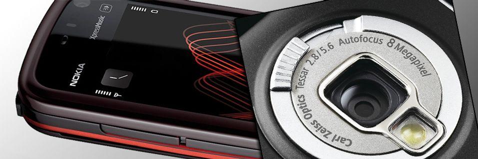 – Her er Nokias 2009-modeller