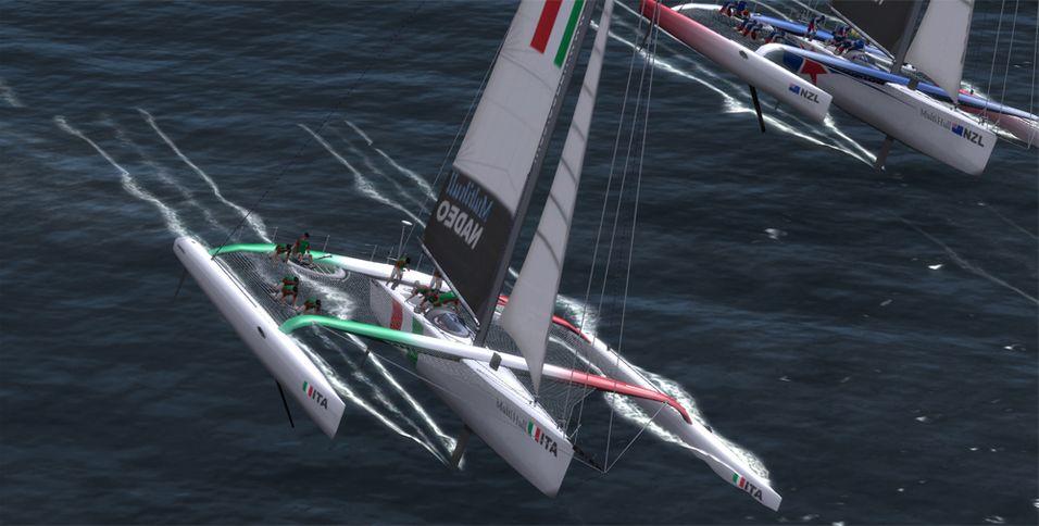 Last ned Virtual Skipper 5 Online