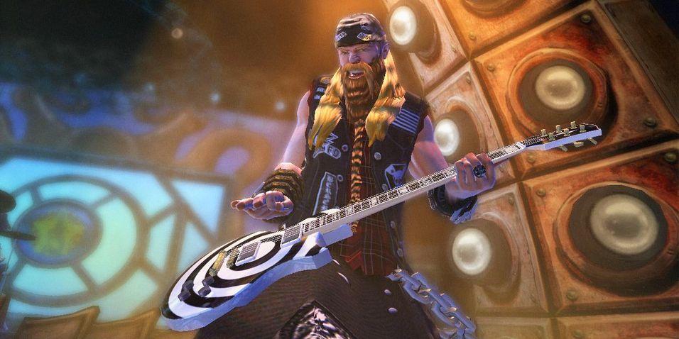 ANMELDELSE: Guitar Hero World Tour