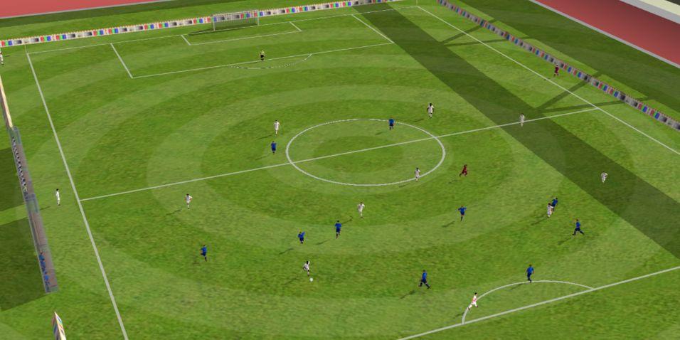 KONKURRANSE: Vinn Football Manager 2009