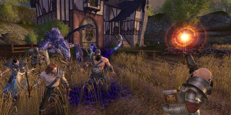 FØRSTEINNTRYKK: Warhammer Online: Age of Reckoning