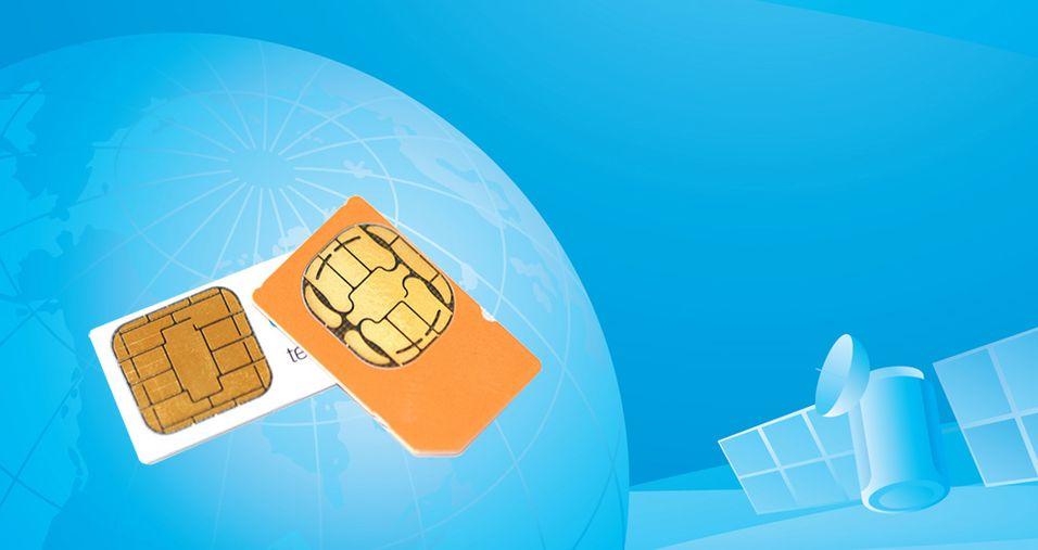 Snart kan du få GPS på SIM-kortet