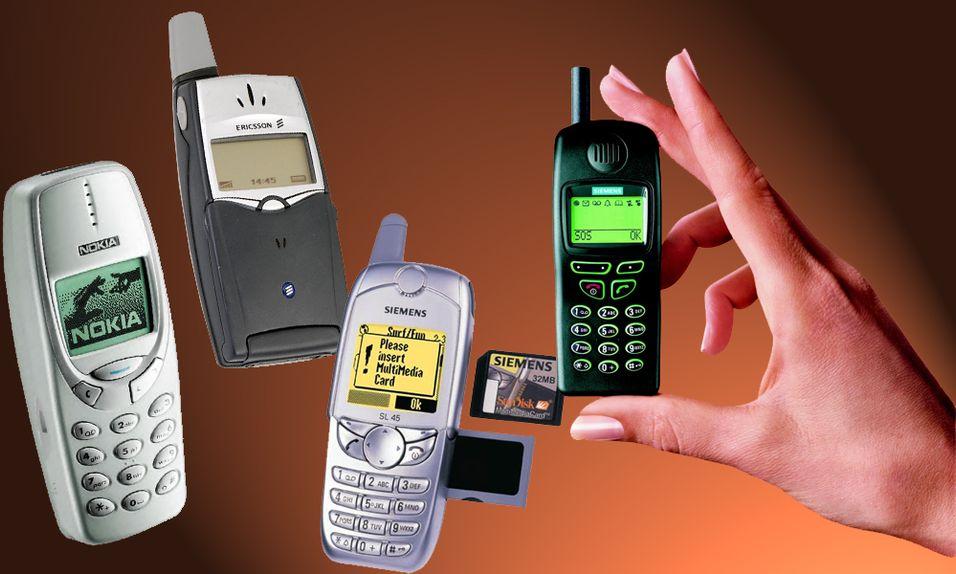 Husker du disse mobilene?