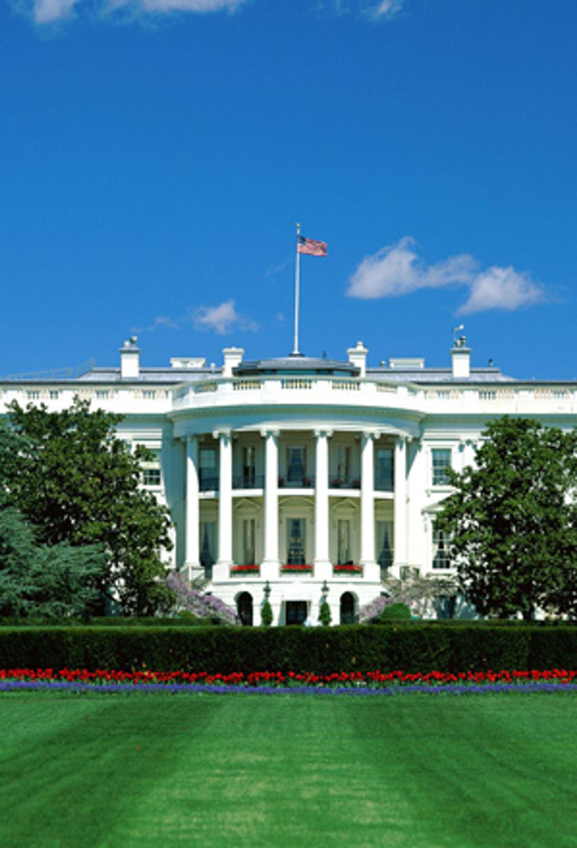 Barack Obama blir slett ikke den første fargede mannen som jobber her. Nå lager Columbia Pictures film om butleren Eugene Allen.