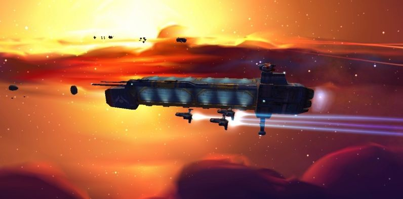 Homeworld 3 under utvikling?