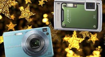 Skal du kjøpe kamera til jul?