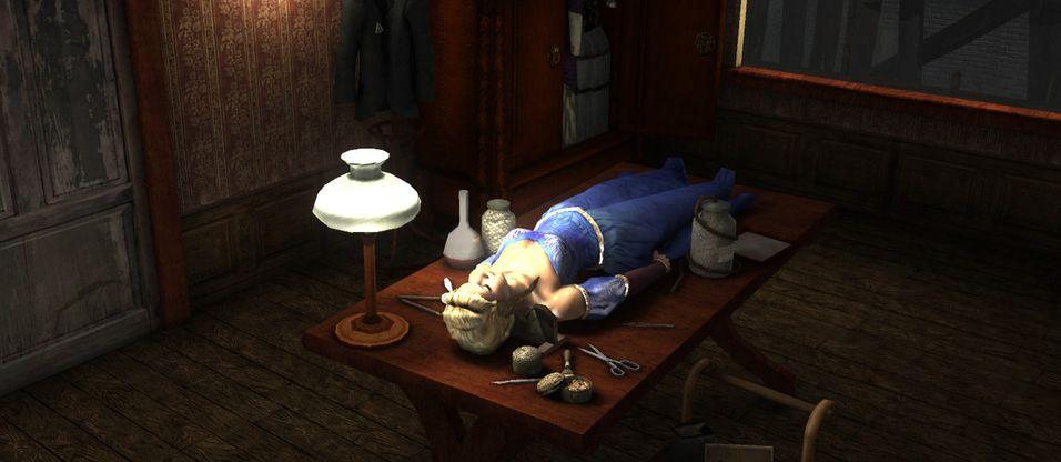 Sherlock Holmes møter Jack the Ripper