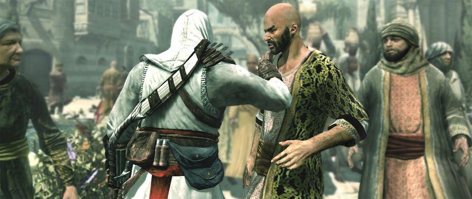 Fransk revolusjon i Assassin's Creed 2?
