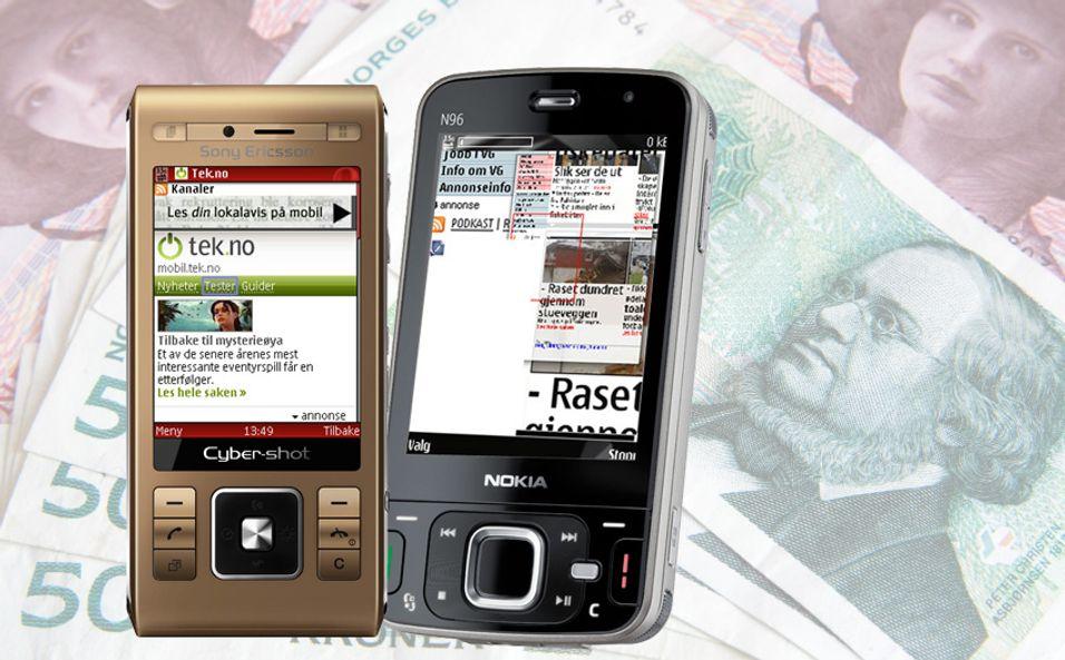 GUIDE: Slik mobilsurfer du billigst
