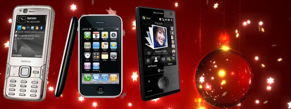 Her er mobilene du skal kjøpe til jul