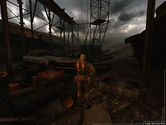 S.T.A.L.K.E.R: Shadow of Chernobyl