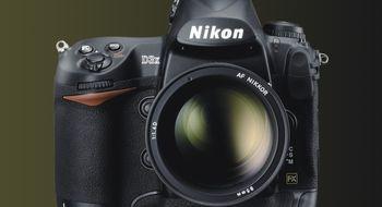 Nikon D3x er offisiell