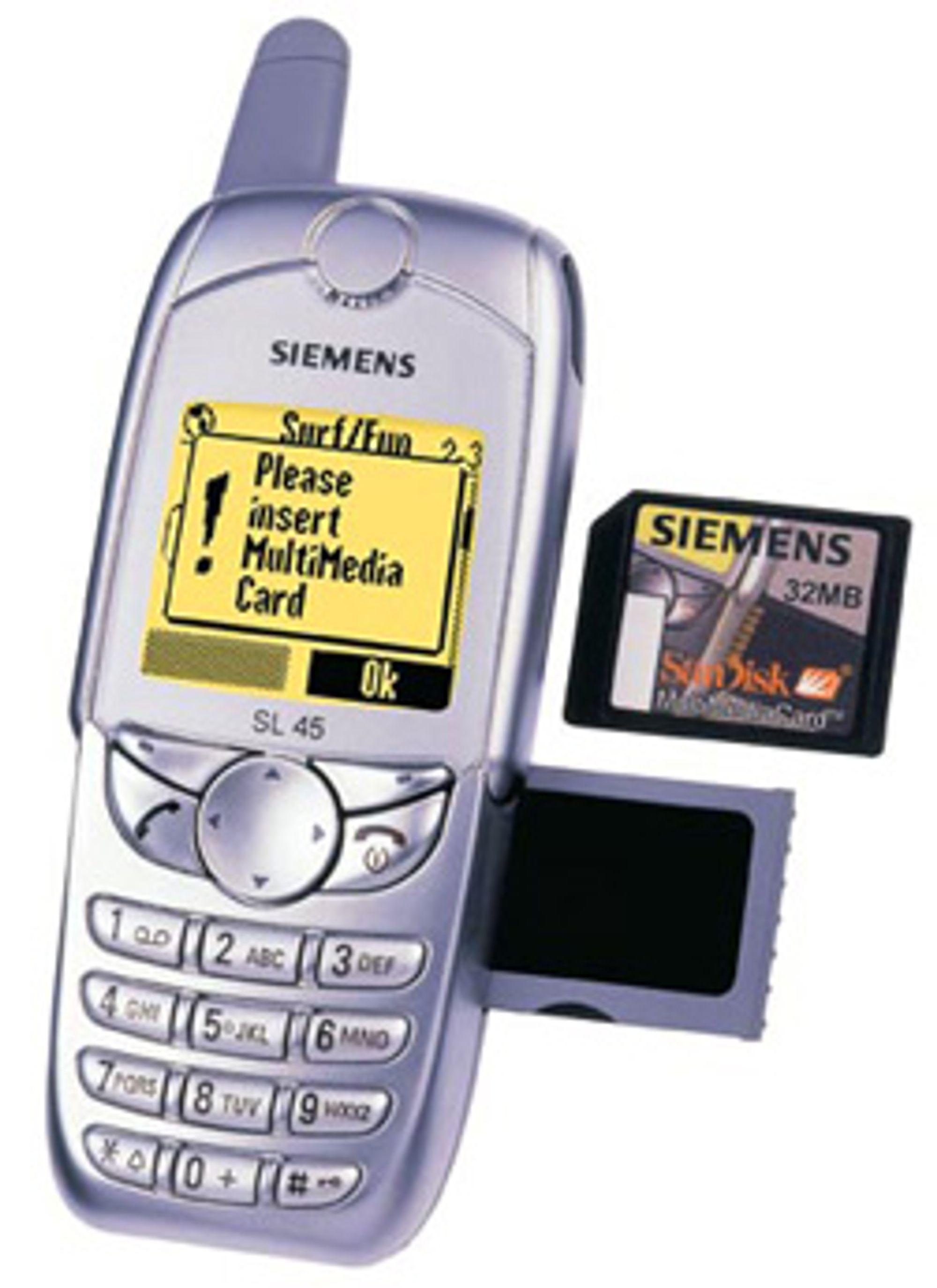 Siemens mobil