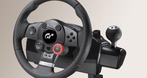 Anmeldelse: Logitech Driving Force GT
