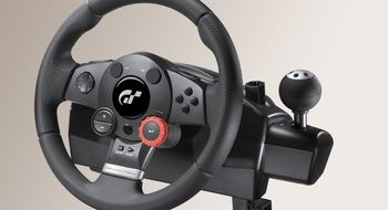 Test: Logitech Driving Force GT