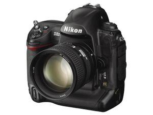 Nikon D3x - på vei ut?
