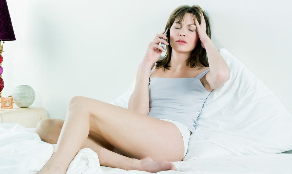 Vi vet at mobilstråling plager el-overfølsomme, og det kan være lurt å være føre var.