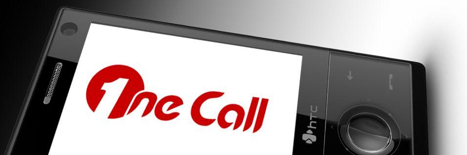 One Call lanserer fastpris på data