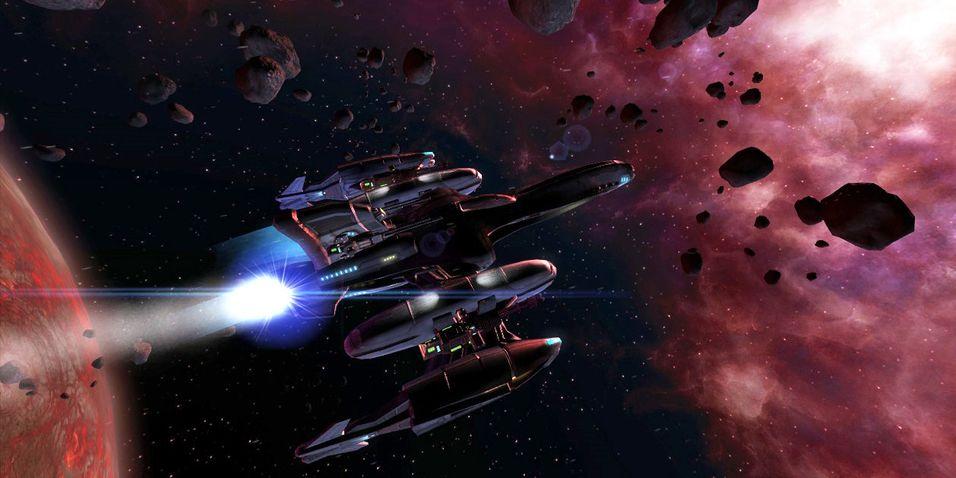 ANMELDELSE: X3: Terran Conflict