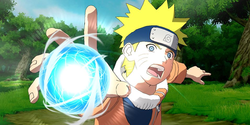 ANMELDELSE: Naruto: Ultimate Ninja Storm
