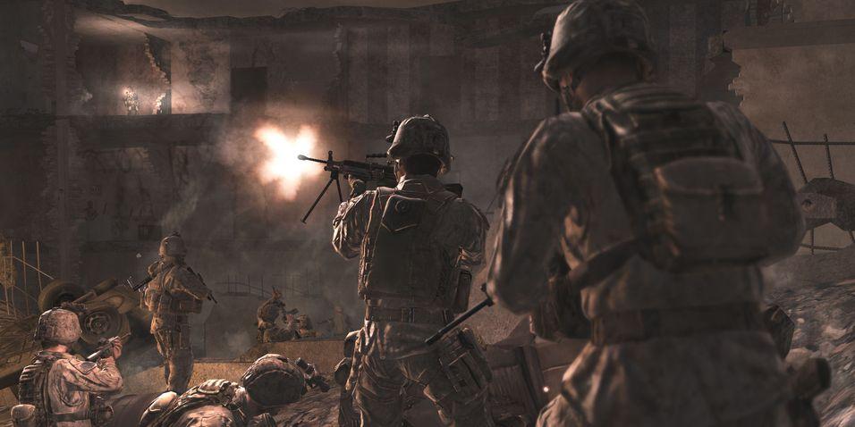 Modern Warfare 2 til høsten