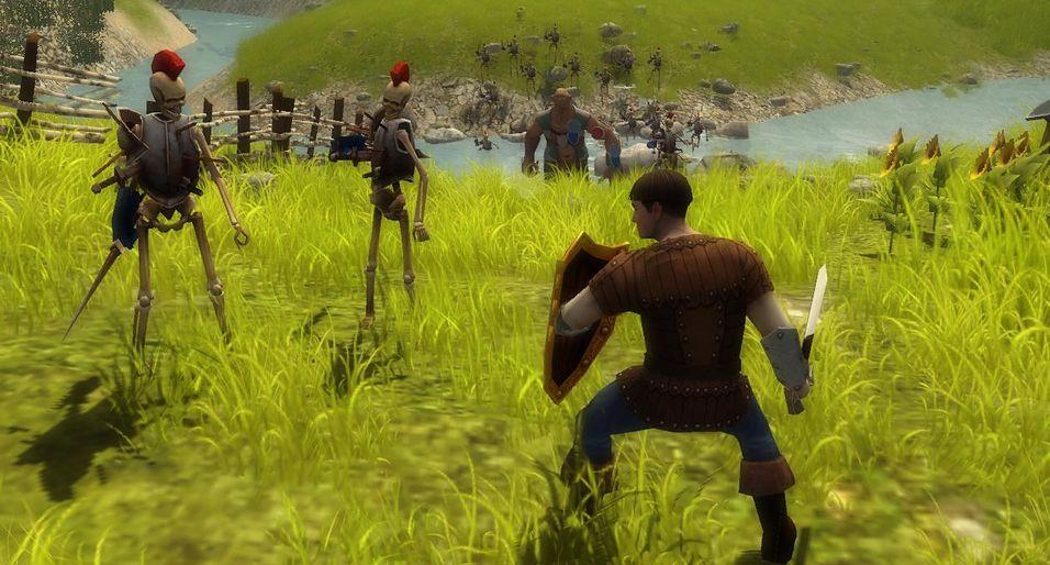 Majesty 2 til Xbox 360