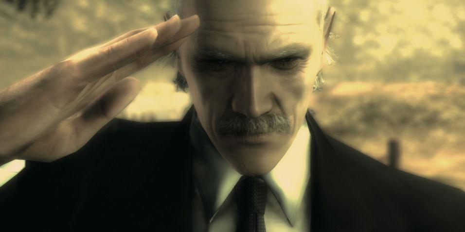 Mystisk Metal Gear-annonse
