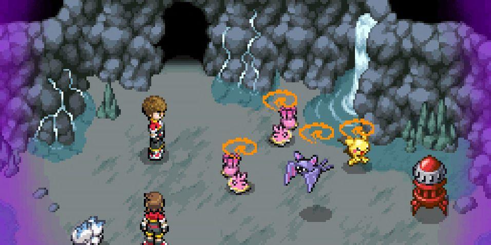 ANMELDELSE: Pokémon Ranger: Shadows of Almia