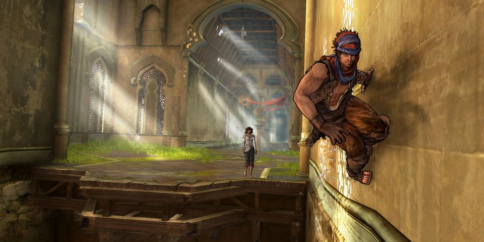 ANMELDELSE: Prince of Persia