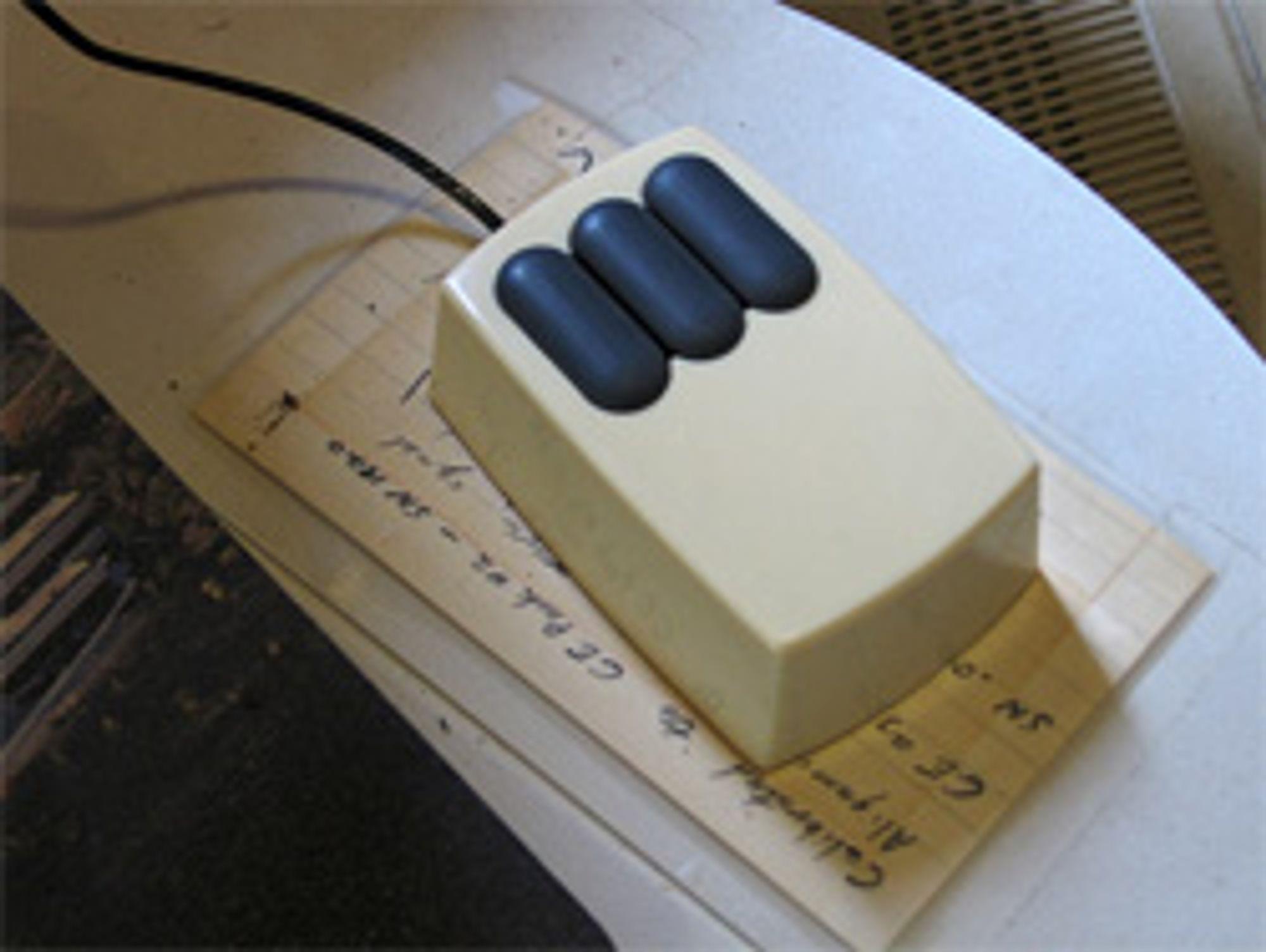 Den første Alto-musen. (Foto: Oldmouse.com)