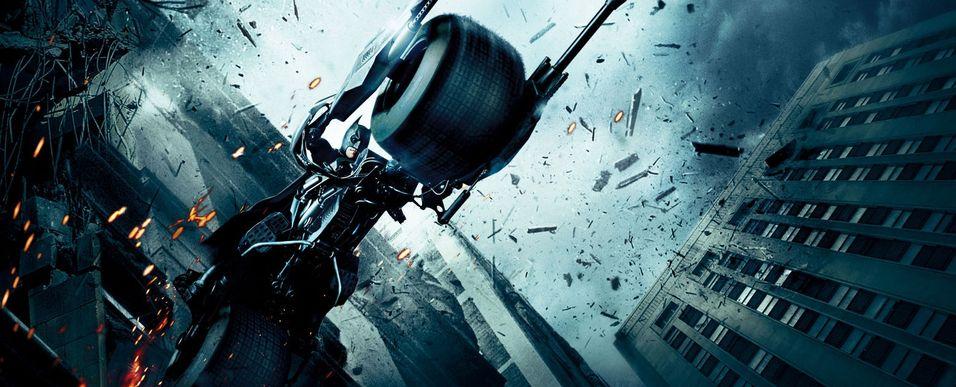 Nye filmer på Blu-ray