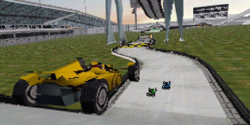 ANMELDELSE: Trackmania DS