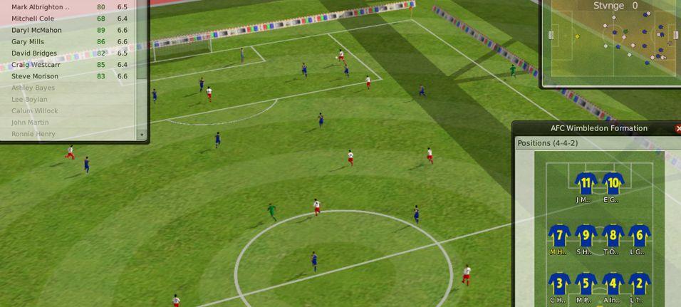 IGN innrømmer Football Manager-tabbe