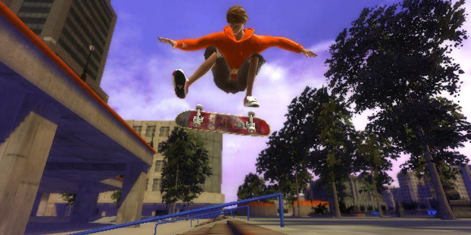 ANMELDELSE: Skate It