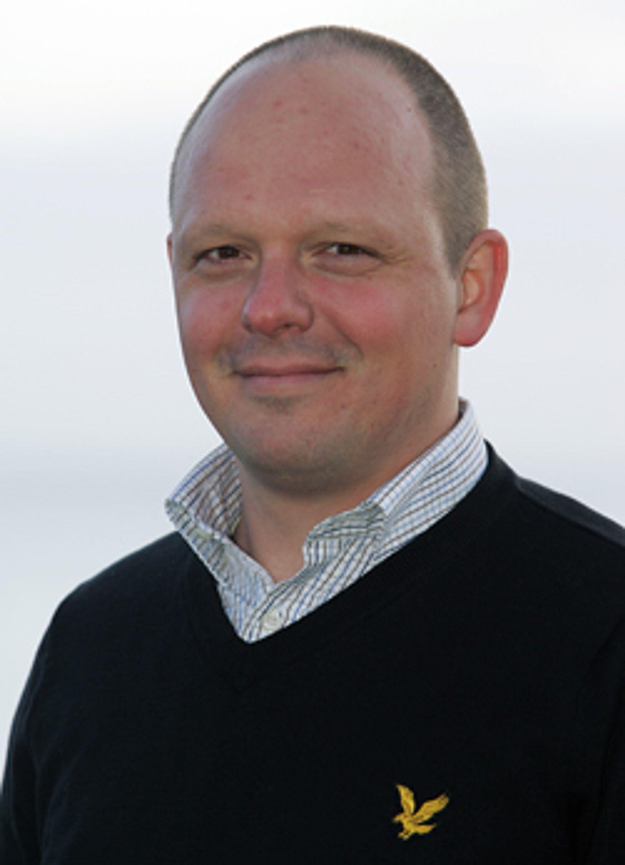 HTCs Christer Högström er produktsjef for Norden og Baltikum.